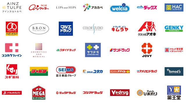 PayPayキャンペーン「6月のワクワクペイペイ」ドラッグストアキャンペーンの対象店舗