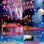 環水公園スイートクリスマス2016