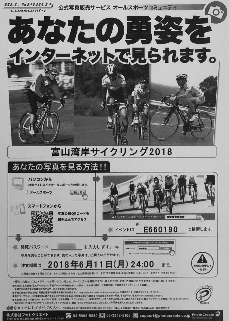 富山湾岸サイクリングのオールスポーツ写真サービス