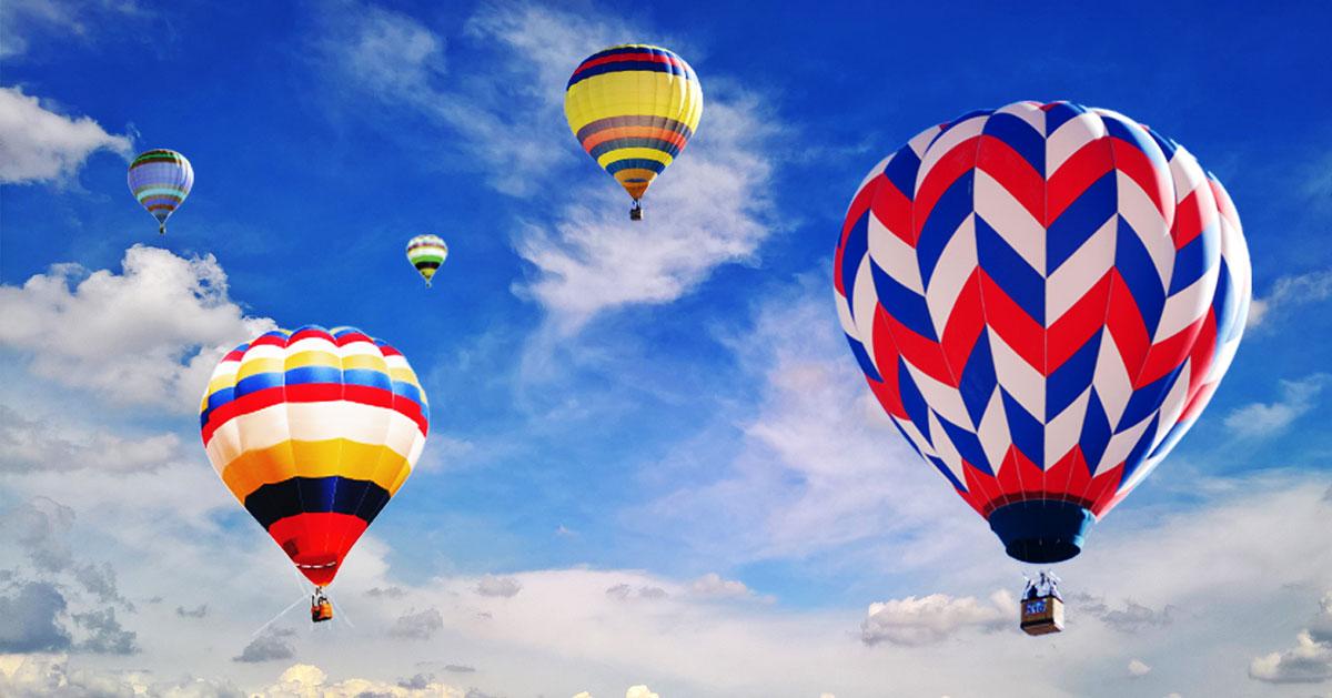 【スカイフェスとなみ】場所や時間は?500円で気球乗れる体験搭乗も☆