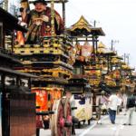 【城端曳山祭り2018】巡行日程や駐車場、アクセス、交通規制などの情報まとめ。