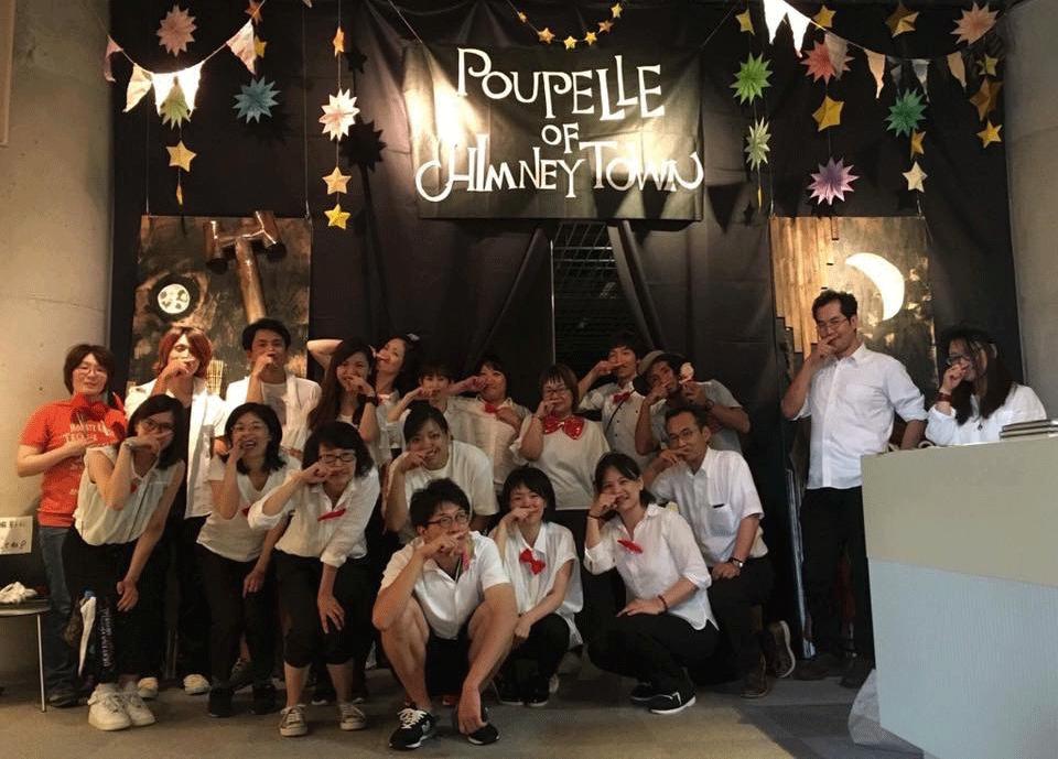 えんとつ町のプペル展in富山、全日程終了
