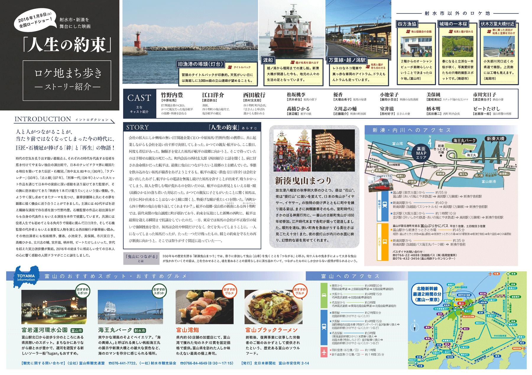 映画「人生の約束」ロケ地マップ2