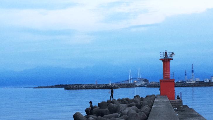 旧新湊漁港