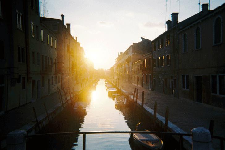 イタリア、ベニス、ヴェネチア