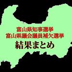 選挙2016まとめ