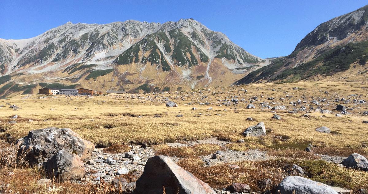 富山の立山
