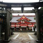 富山の初詣の神社
