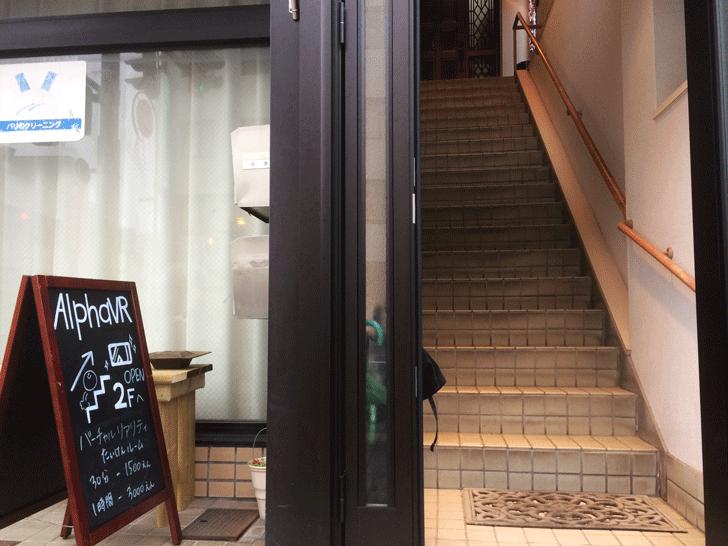 アルファVRの入り口