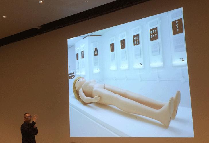 デザインの解剖「リカちゃん人形」