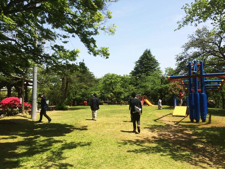 八尾の城ヶ山