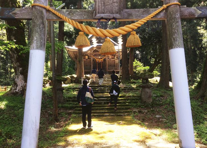若宮八幡社(蚕宮)