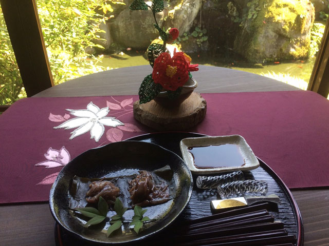 富山名物ホタルイカの昆布締めセット