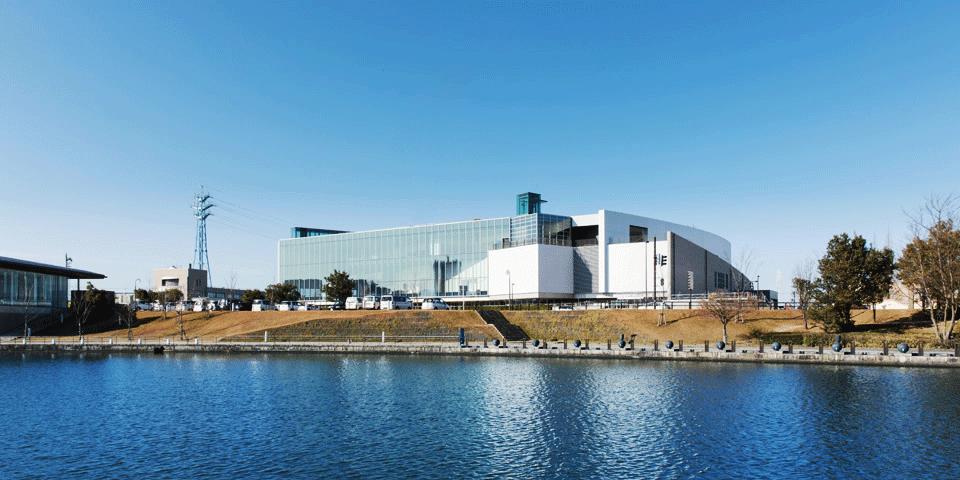 内藤廣が建築設計した富山県美術館