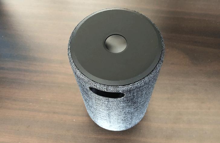 Amazon Echo(アマゾンエコー)の底のゴム部分