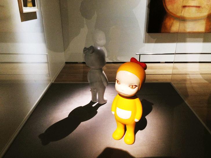 THEドラえもん展TOKYO2017のドラミちゃん