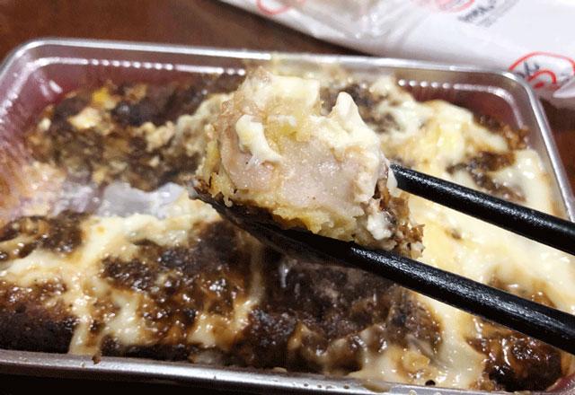 B級グルメ「ぼてやん多奈加」富山の大人気お好み焼き屋の豚玉