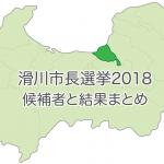 滑川市長選挙2018の立候補者を一覧にしてまとめてみた。