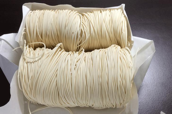 富山名物「砺波市の大門素麺」の中身
