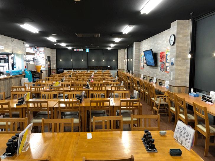 富山駅30秒の定食屋!さかな屋富山湾食堂「撰鮮」の食道コーナー