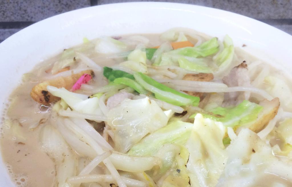 【ラーメン工房(射水市)】富山でチャンポン麺といえばここ!