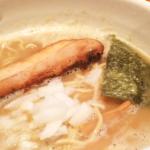 ミシュランにも載った人気店【麺屋一鶴】の濃厚煮干しラーメン