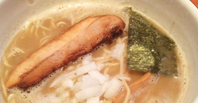 【麺屋 一鶴】濃厚な鶏煮干しラーメン食べてきた【ミシュラン掲載の人気店】