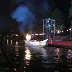 富山で本場岐阜の鵜飼漁を見られる「売比河鵜飼祭」