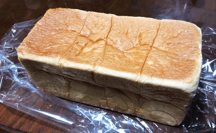 【乃が美はなれ】の高級生食パン2斤