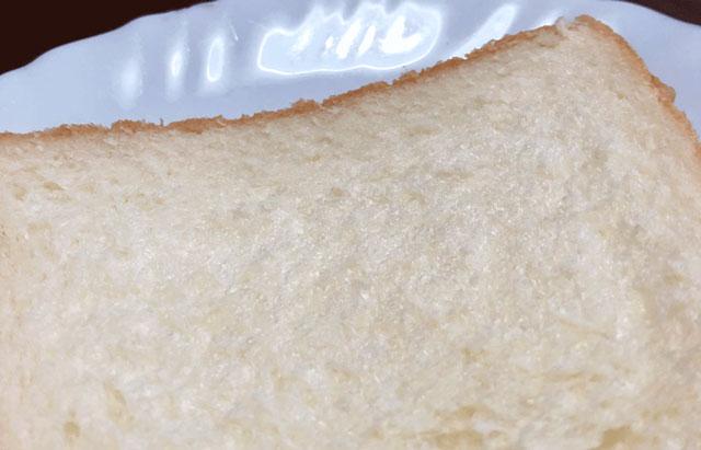 乃が美はなれ富山店の魔法の高級生食パン