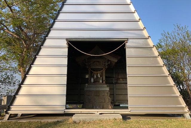 砺波市の鉢伏明神社(はちぶせみょうじんしゃ)