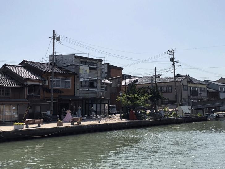 新湊内川のおきがえ処KIPPO2