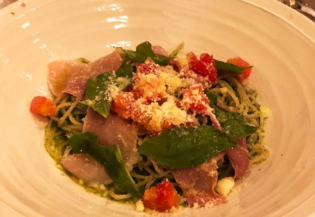 イタリア料理屋「TRATTORIA SACCHI(トラットリア サッチ)」のジェノベーゼ