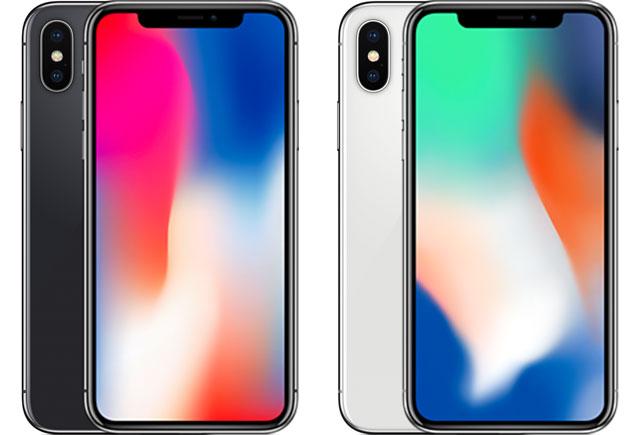 iphoneXのめちゃくちゃ鮮やかなディスプレイ