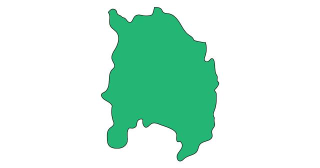 「富山県の市町村名当てクイズ」南砺市