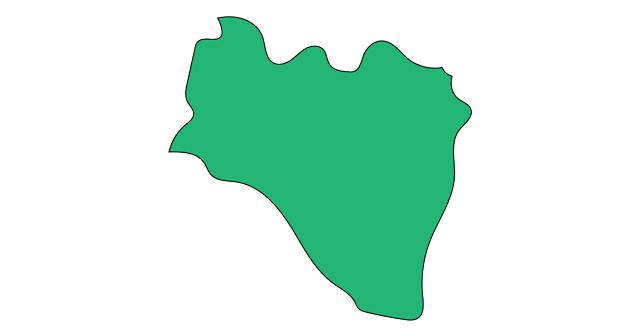 「富山県の市町村名当てクイズ」砺波市