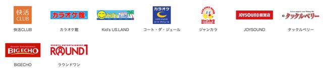 QRコード決済アプリPayPayが利用できるレジャー・娯楽