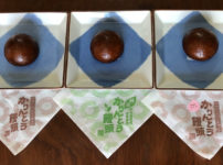 【放生若狭屋 かりんとう饅頭レビュー】富山駅直結の土産屋とやマルシェで全種類購入して食べ比べ!