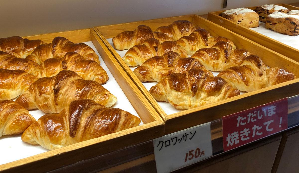【越中岩瀬ベーカリーみや】食パン予約1ヶ月待ちのパン屋!クロワッサン美味すぎ☆