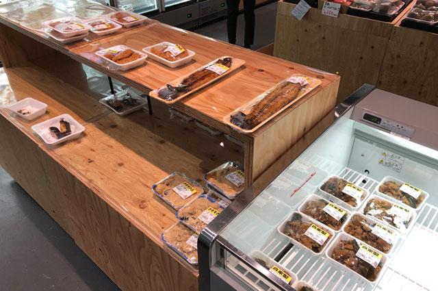 富山市寺島のオシャレスーパー「黒崎屋(KUROSAKIYA)」の自家製惣菜