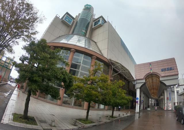 2019年8月25日で閉店する富山県高岡市のセリオ高岡大和