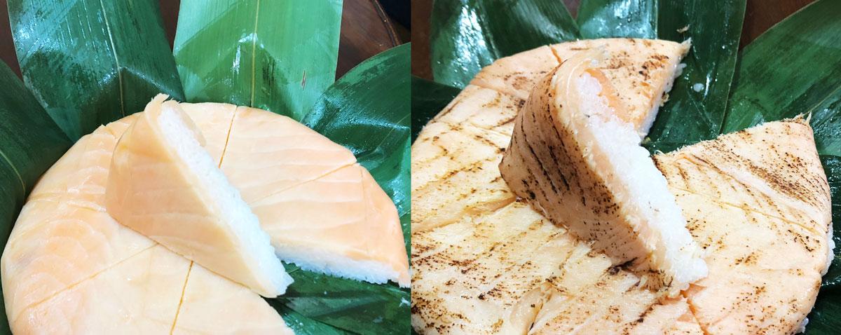 【鱒寿司 ヒロ助】楽天週間ランキング1位「トロ特上&トロ炙り」食べ比べレビュー!