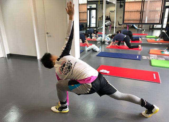 富山市二口町の接骨院プロデュースのセミパーソナルジム「ゆめたかトレーニングジム」のトレーニングやってみた
