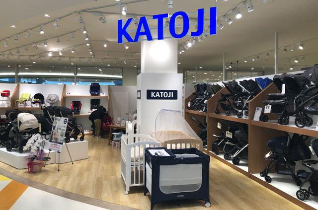 増床リニューアルしたファボーレ富山のKATOJI(カトージ)