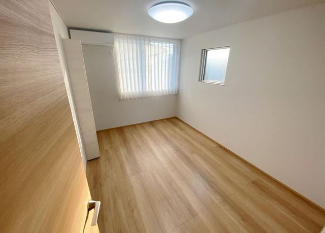 富山市上二杉のミタホームのオープンハウスの2階子ども部屋1