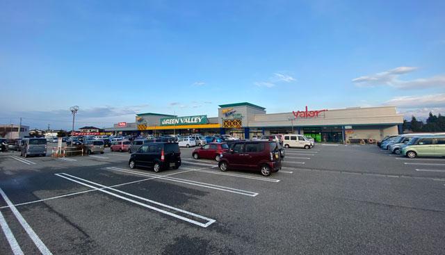 グリーンバレー大沢野ショッピングセンター
