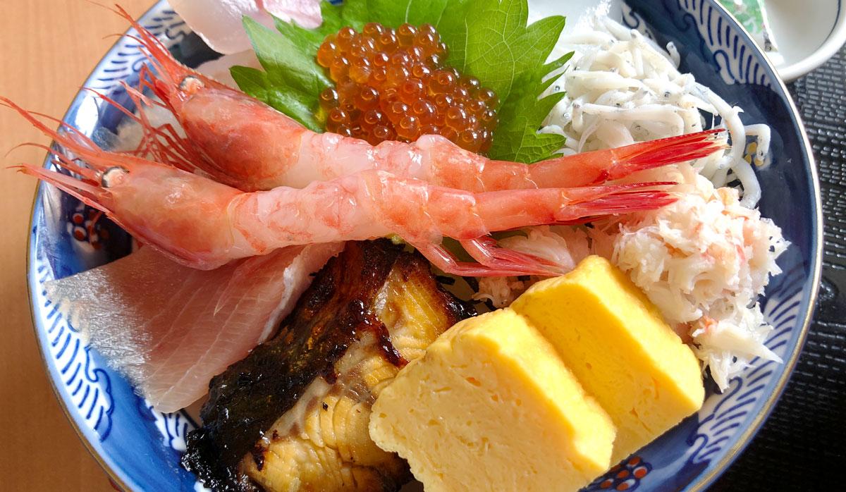 【海鮮屋まるなん 海鮮丼】魚屋が1日30食限定で販売する特別な海鮮丼!