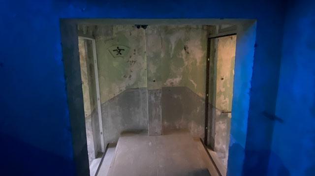 富山県南砺市の秘境温泉「湯谷温泉(ゆだにおんせん)」の男女の案内