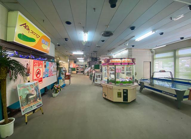 ノースランドボウル呉羽、ボーリング場のゲームセンター