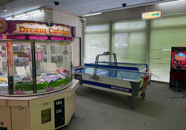 ノースランドボウル呉羽、ボーリング場のお菓子すくい